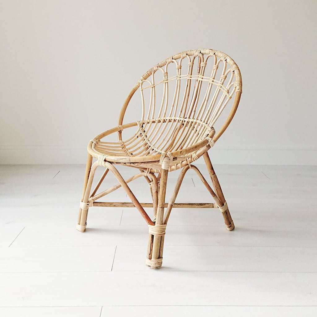 Bamboo Chair from Souk Collective