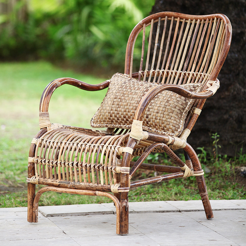 Sumatra Rattan Chair from Souk Collective UK
