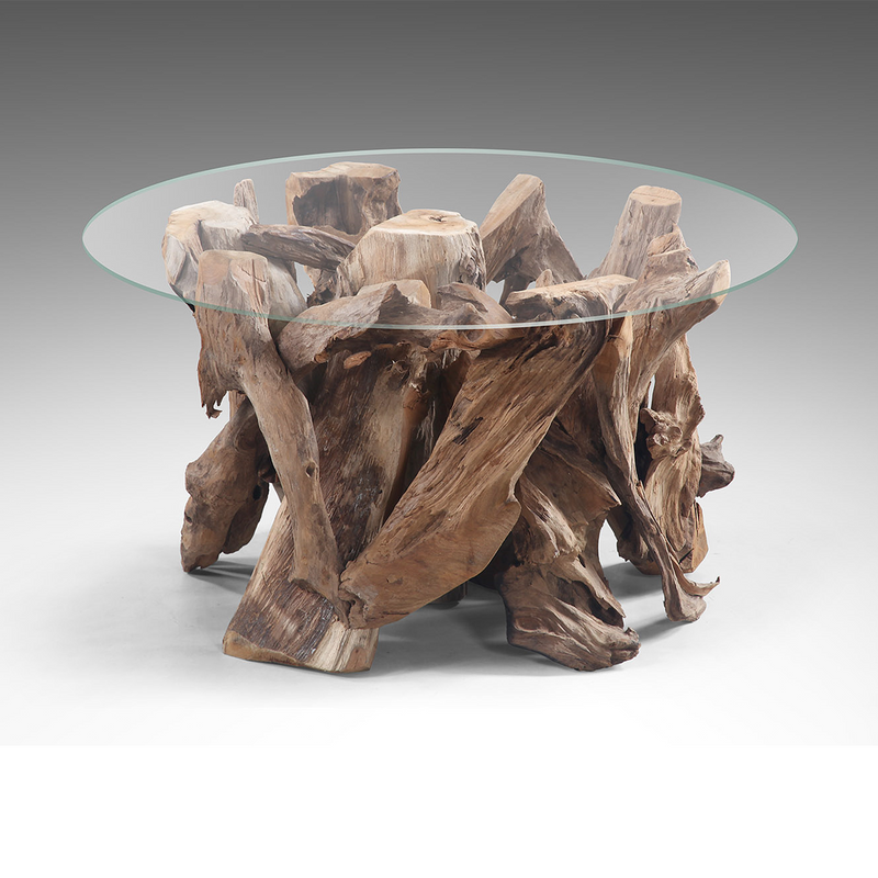 Semerang Teak Root Coffee Table from Souk Collective UK