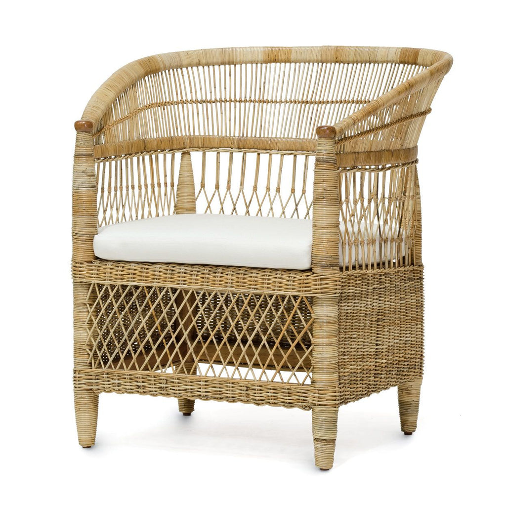 Malawi Chair Natural from Souk Collective UK