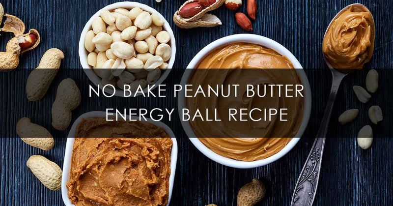 This No Bake Peanut Butter Energy Balls Recipe Will Rock Your World