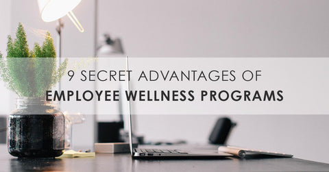 employee wellness program advantages. employee we
