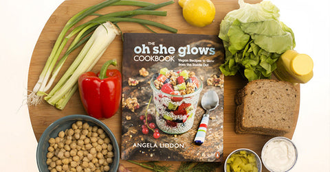 recipe books. oh she glows cookbook. healthy gift ideas. healthy christmas gift ideas. healthy holiday gift guide.