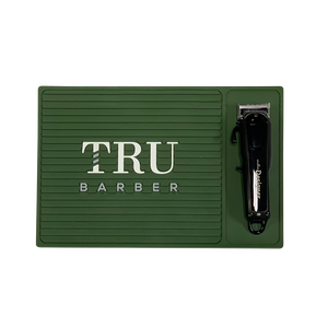 Barber Mat- Organizer Small Green
