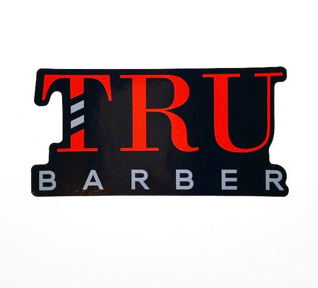 TRUBARBER Sticker