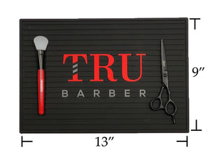 Barber Mats SMALL SIZE (choose colors)