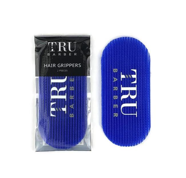 TruBarber Hair Grippers- Royal Blue