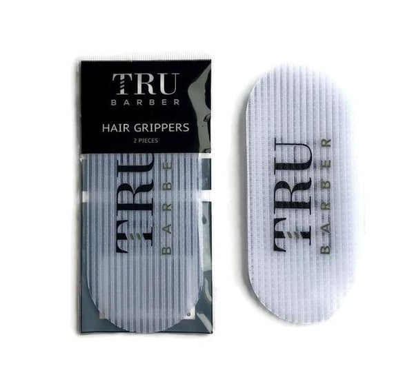 TruBarber Hair Grippers- White