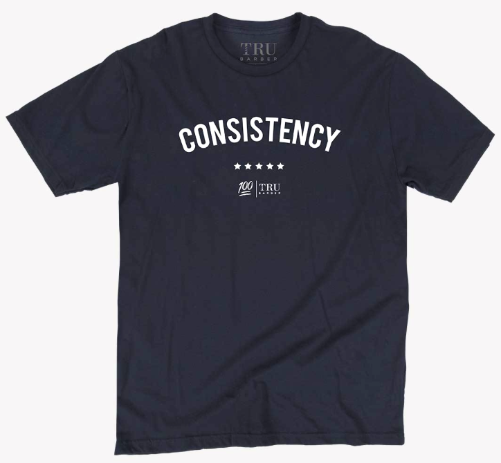 Consistency- Midnight Navy