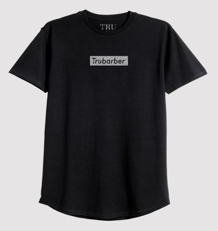 TruBarber Trademark - Black