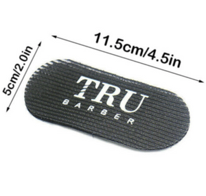 TruBarber Hair Grippers- Black/White