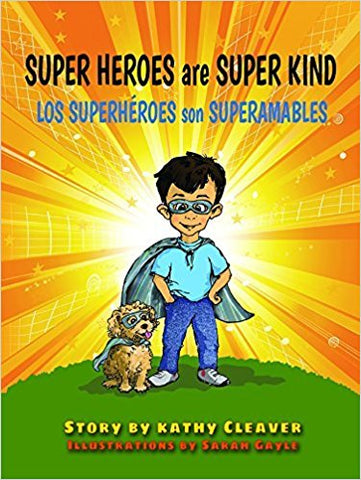 Bilingual books about kindness