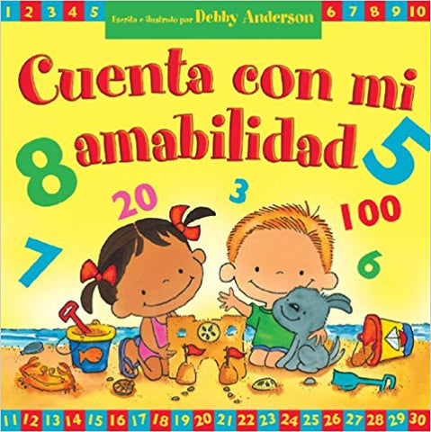 Spanish books about kindness