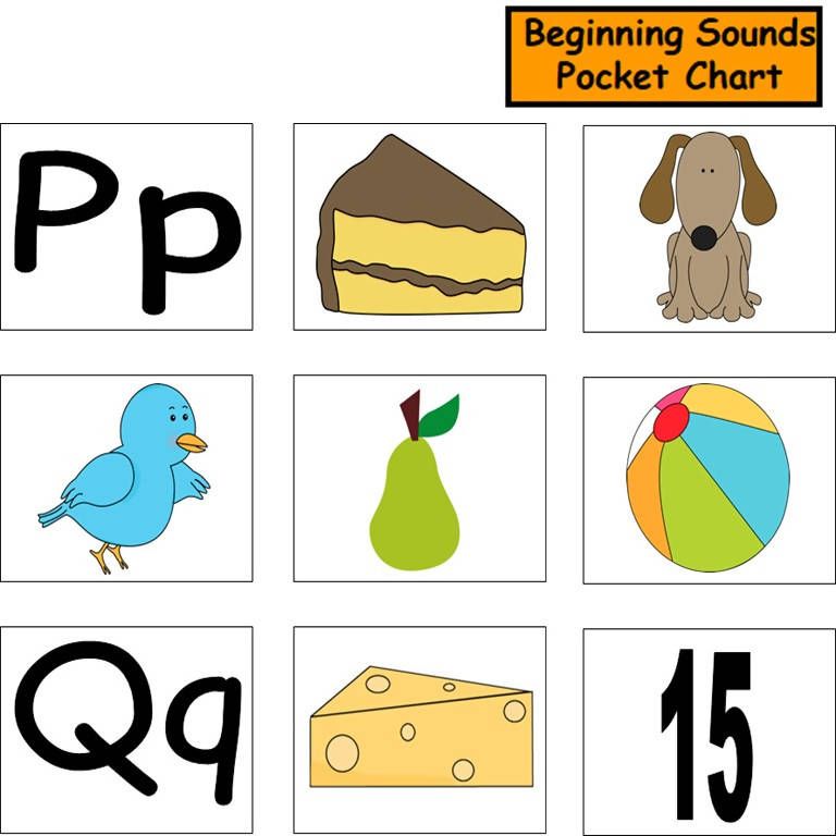 Beginning Sounds Mega Pack {Spanish Version}