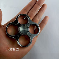 Sihuan Tiger EDC Stainless Steel Fidget Hand Spinner For Autism and ADHD Anti-Stress  Rotary Spinner - CUEBALL JONES