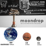 MOONDROP Gravity Fidget Spinner Stress Carki Desk Toy  Fidget Toy - CUEBALL JONES