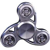 Diamond Edition Gyroscope EDC Finger Hand Spinner For Autism ADHD Anxiety  Tri-spinner - CUEBALL JONES