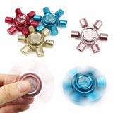 Hot Sale Metal Fidget Spinner Bronze Hand Spinner Stainless Steel Custom EDC Fidget Toys  Tri-spinner - CUEBALL JONES