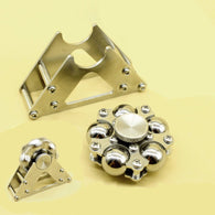 Limited Version New Fidget Ferris Wheel Hand Spinner Metal Finger Stress Spinner  Rotary Spinner - CUEBALL JONES