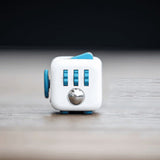Mini Fidget Cube Finger Toys Squeeze Fun Stress Reliever High Quality Anti-stress Cube  Fidget Cube - CUEBALL JONES