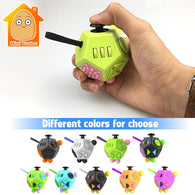 Minitudou Fidget Cube Anti Stress Fidget Toy Relieves Anxiety For Children & Adults  Fidget Cube - CUEBALL JONES