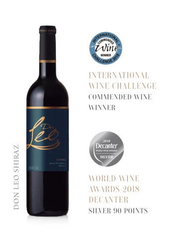 DON LEO SHIRAZ