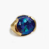 Lisa Roberts | Australian, Black Opal Ring