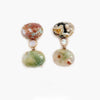 Lisa Roberts | Ocean Jasper Earrings