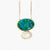 Lisa Roberts | Chrysocolla and Moonstone Necklace