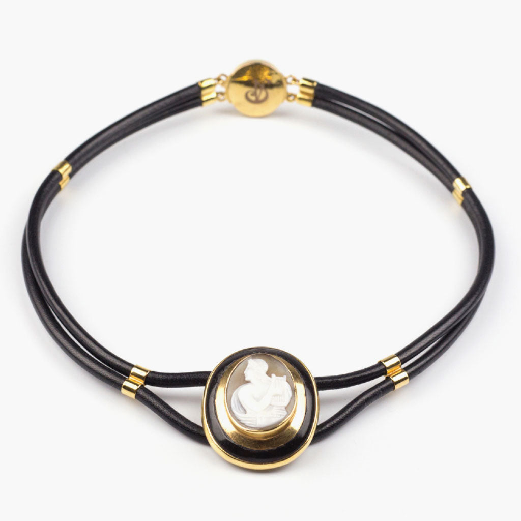 Apollo Cameo Choker