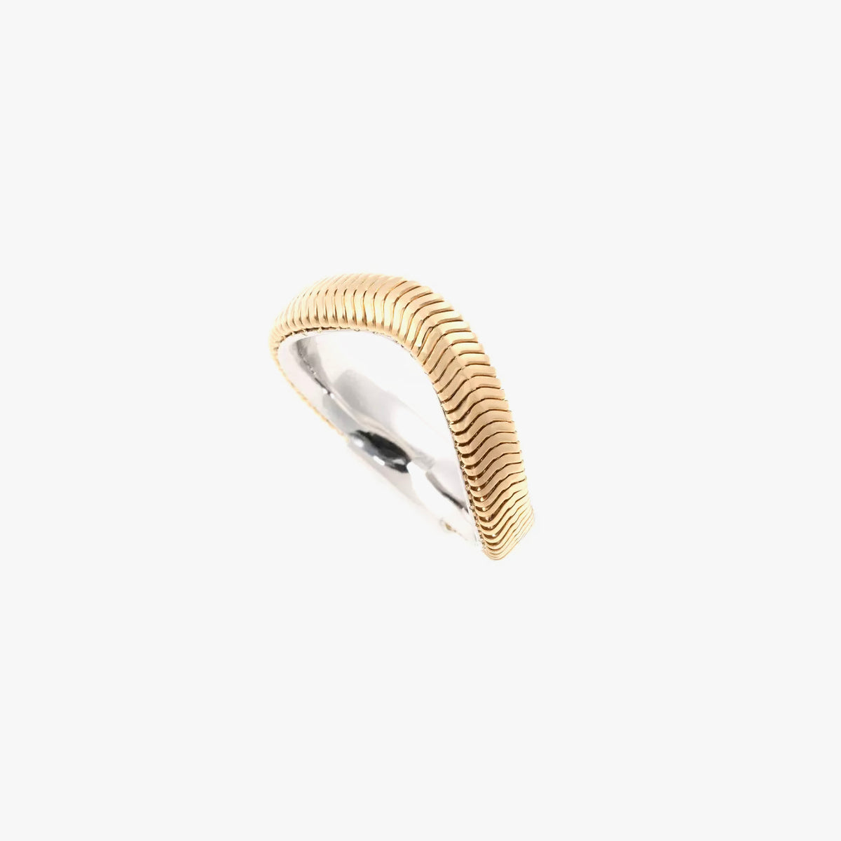 Feelings Gold Chain Ring