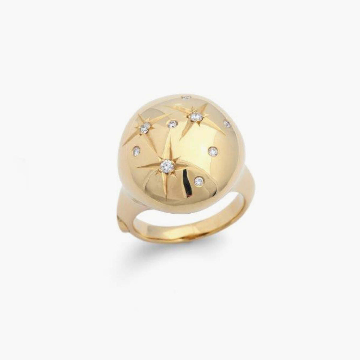 Constellation Collection Large Dome Ring