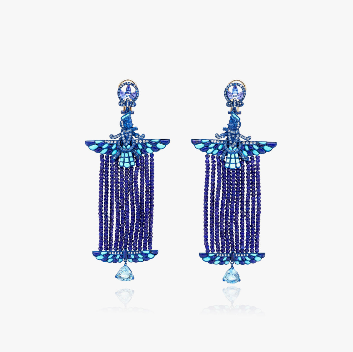 Caravans Lointaines Earrings