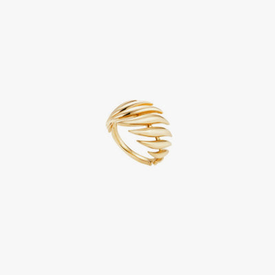 Flame Small Ring