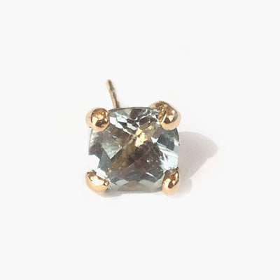 Single Topaz Earring