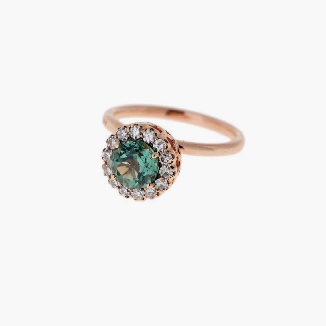 Beirut Tourmaline Ring