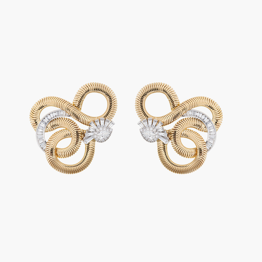 Feelings Collection Diamond Earrings