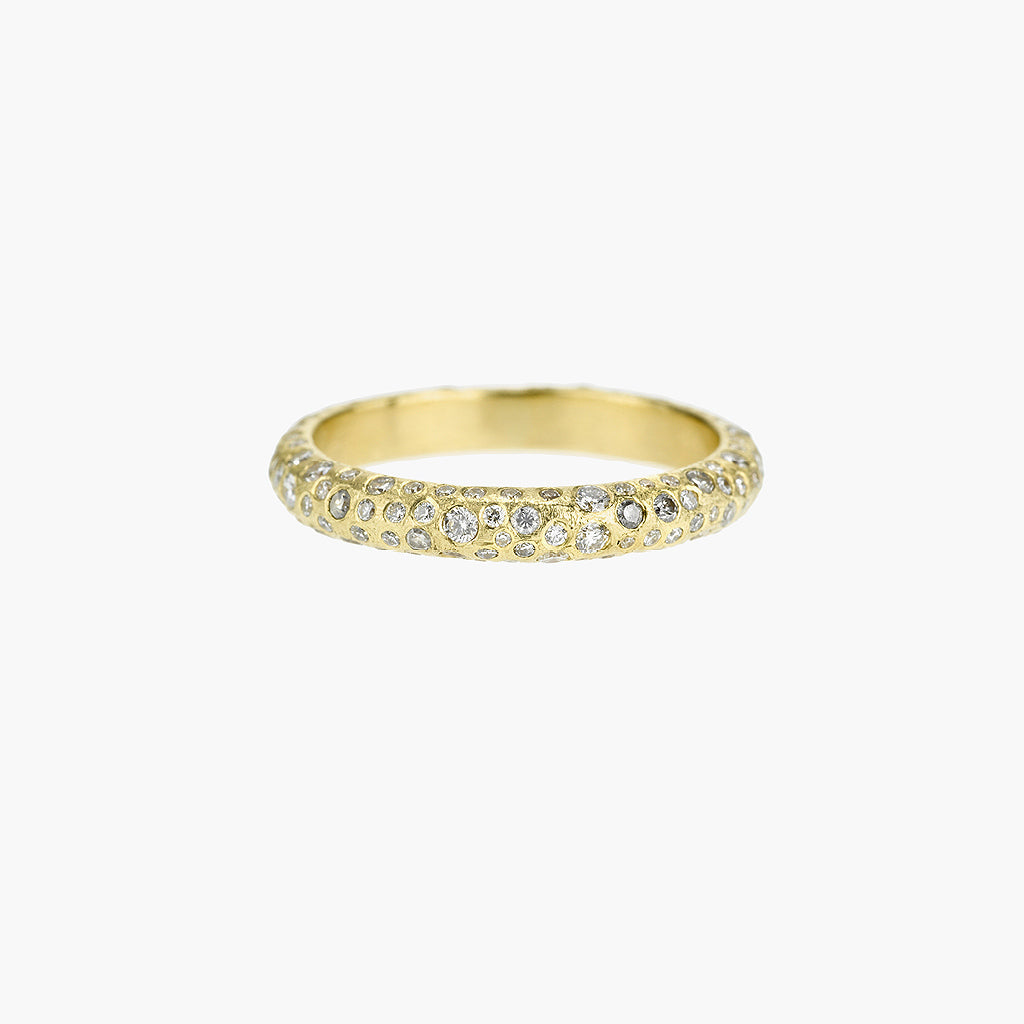 Pavé Gold Ring