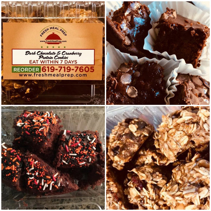 Guiltless Treats Are Here !