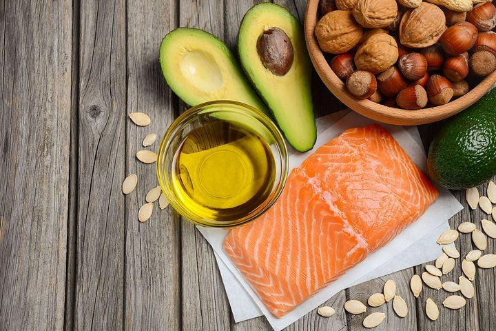 Why Omega 3 and NOT Omega 6 ?