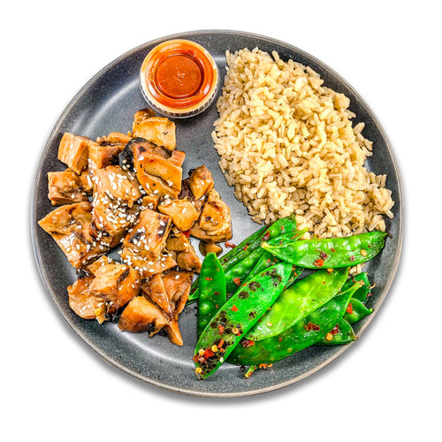 Teriyaki Chicken Meal By Fresh Meal Prep