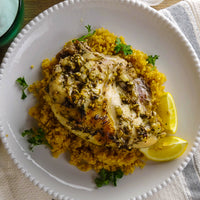 Lemon-Herb Chicken w/ Quinoa