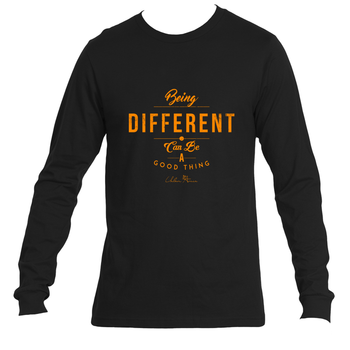 Being Different Long Sleeve T-Shirt