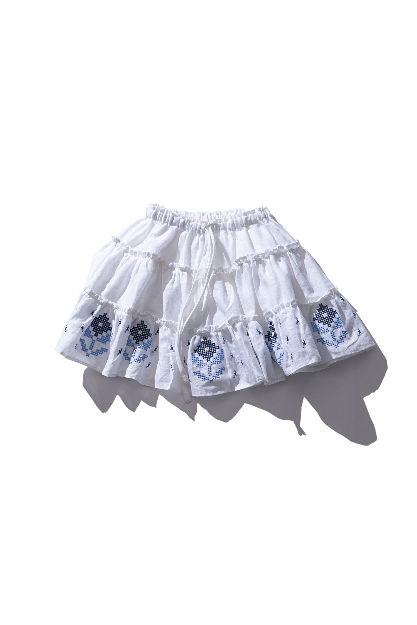 Min Easkurt Kids Digi Flower Skirt