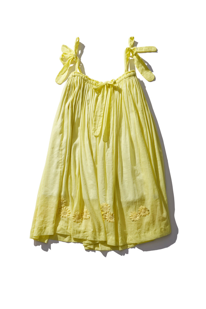 Embroidered Daisy Skirt or Dress - Nev Erontym Zest