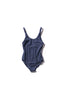 Body Suit - Maya Tributes in Navy Stripe - Innika Choo