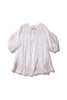 Hand Smocked Mini Smock - Hans Ufmafrok in Gold Dash - Innika Choo