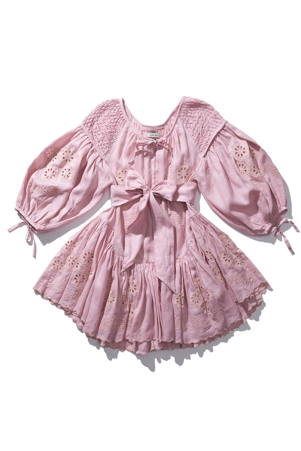 Mini Frill - Meg Nettick in Candy floss