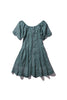 Button Down Tea Dress - MADONNA PHULMAN IN Sage - Innika Choo