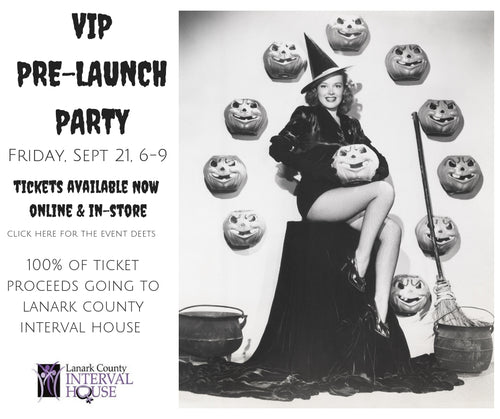 VIP PRE-LAUNCH FALL CELEBRATION